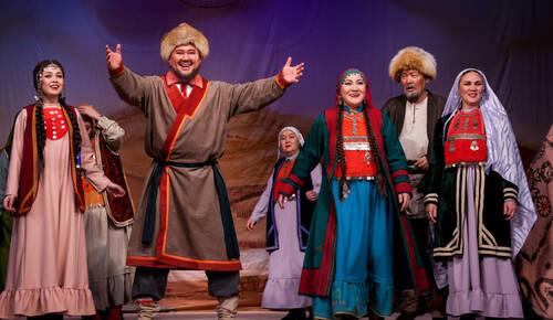 Постоянное представительство Республики Башкортостан в Челябинской области приглашает на спектакль «Живая Земля»